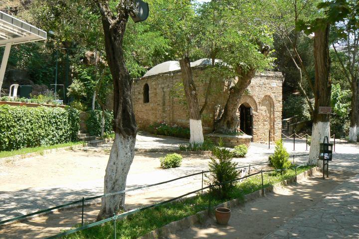 EPHESUS; MARY'S HOUSE