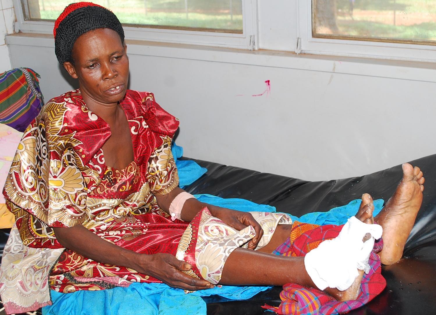 UGANDA; AID TO THE CHURCH IN NEED