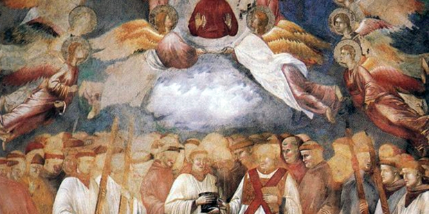 DEATH AND ASCENSION OF ST. FRANCIS