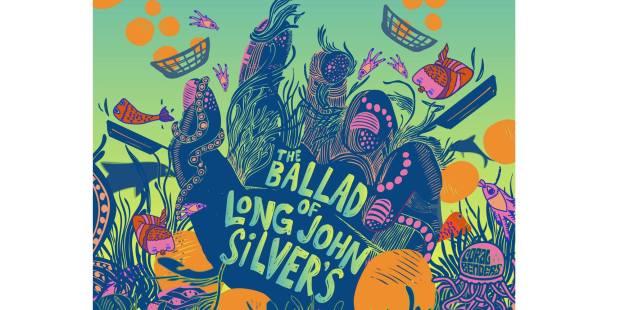 LONG JOHN SILVERS; FISH; LENT; MUSIC