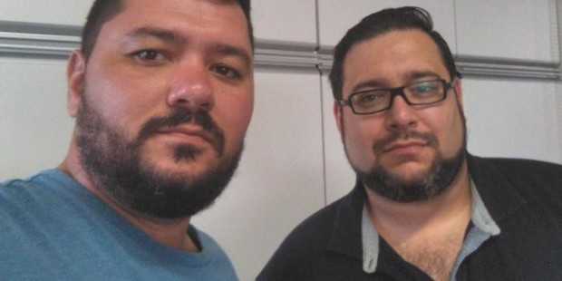 irmãos Maicon e Antônio Nunes