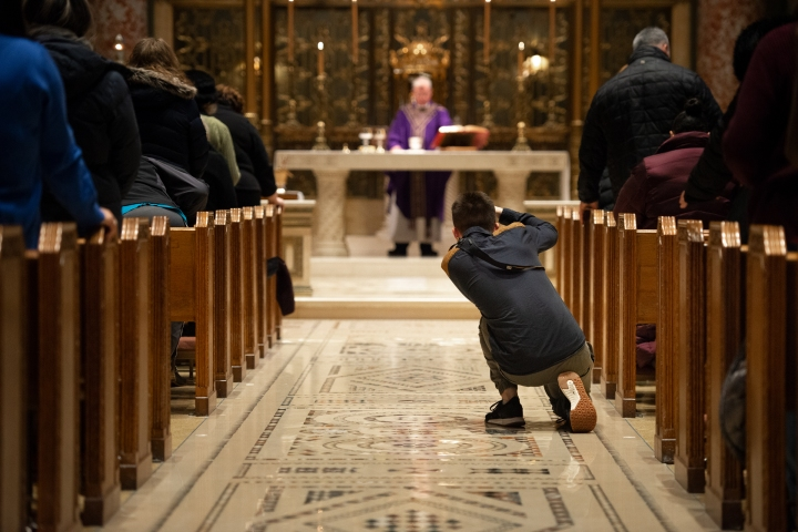 ASH WEDNESDAY,MICHAEL KEARNEY,NEW YORK