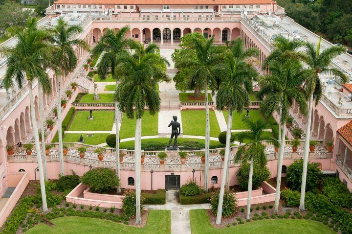 RINGLING MUSEUM; FLORIDA