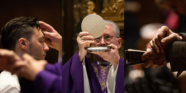 ASH WEDNESDAY,LENT,NYC