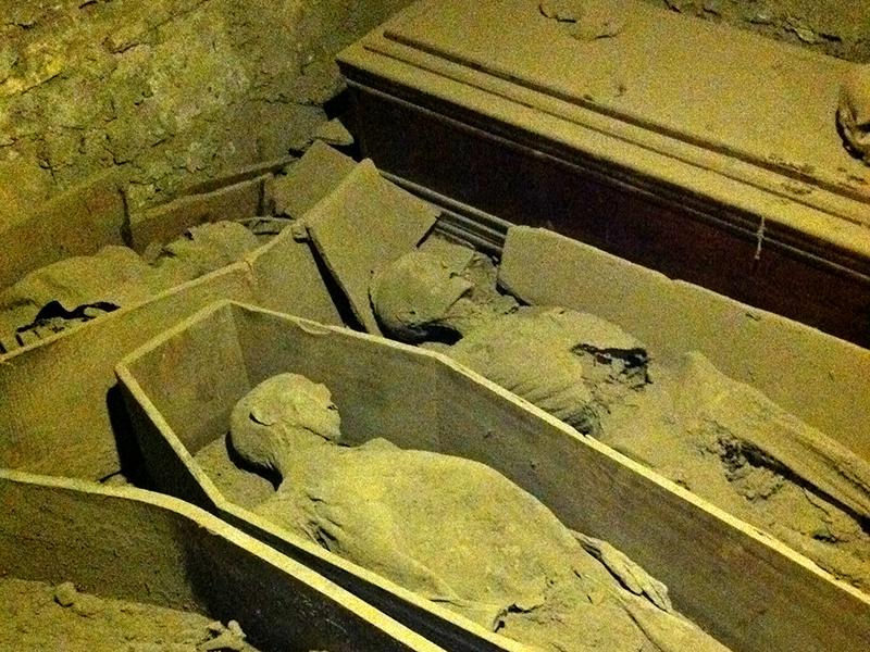 St Michan's Church Crypt