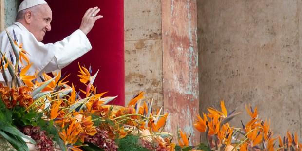 VATICAN POPE URBI ET ORBI