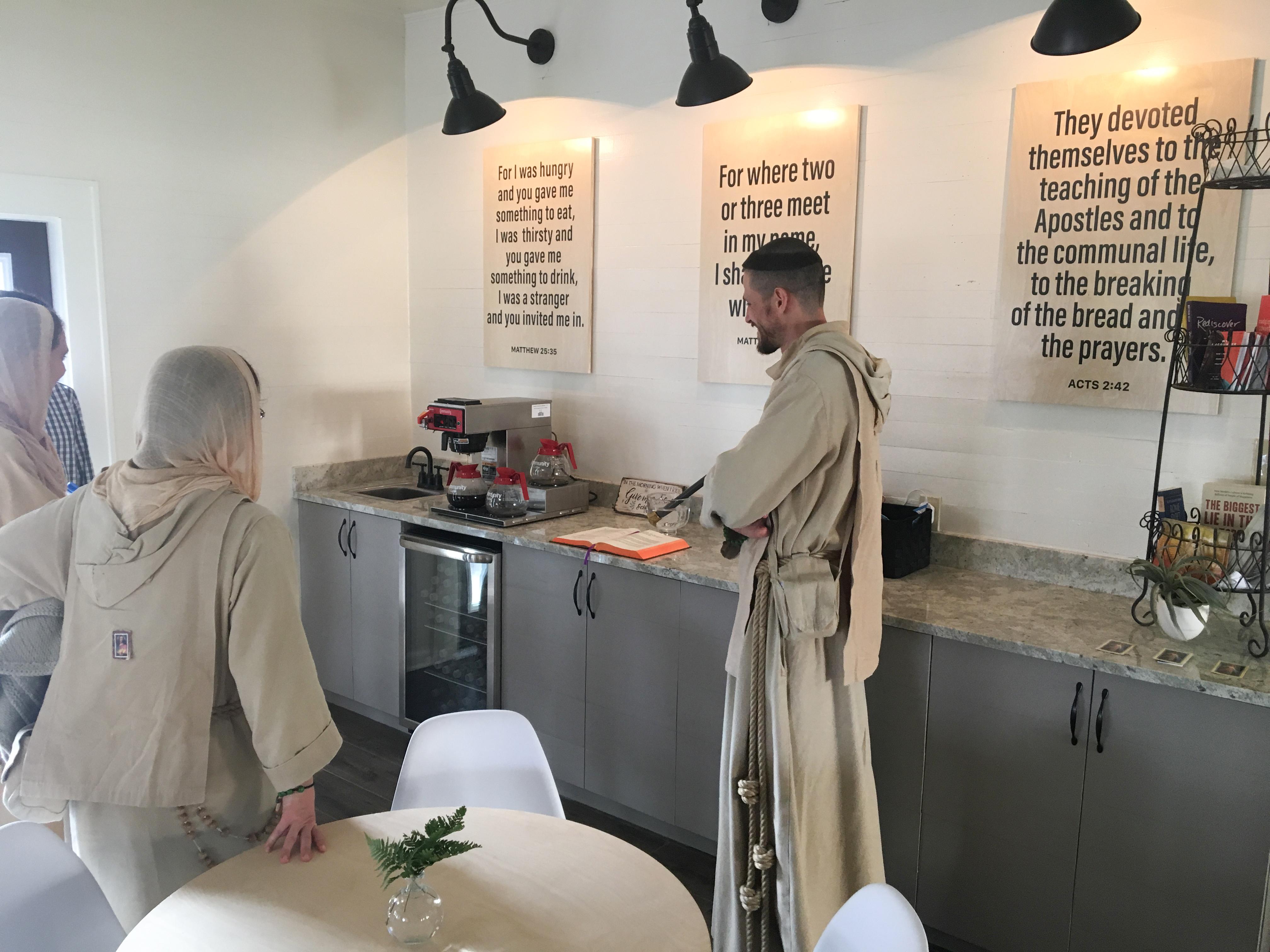 FULL OF GRACE CAFE