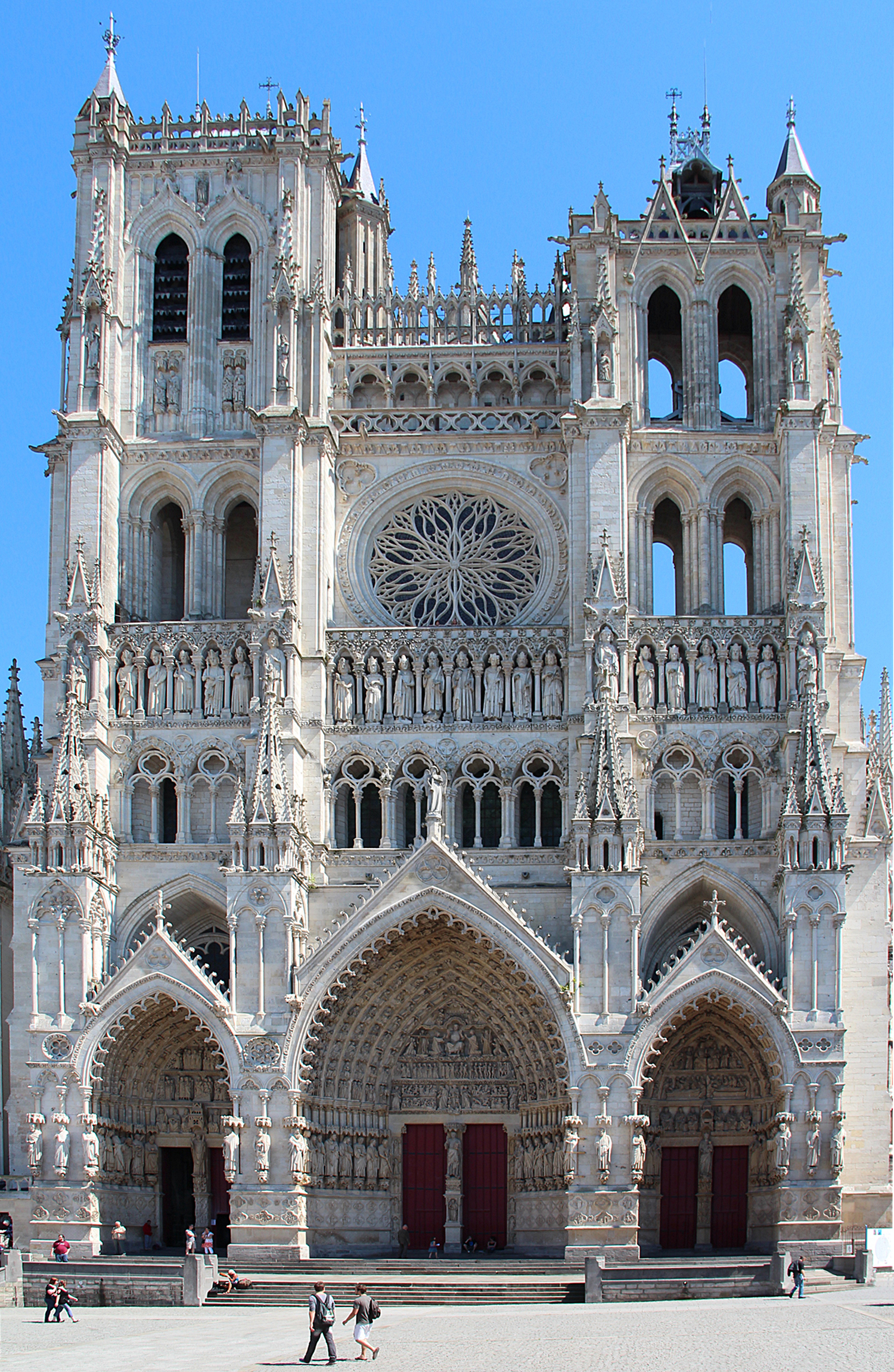 Cathedral Basilica of Our Lady of Amiens