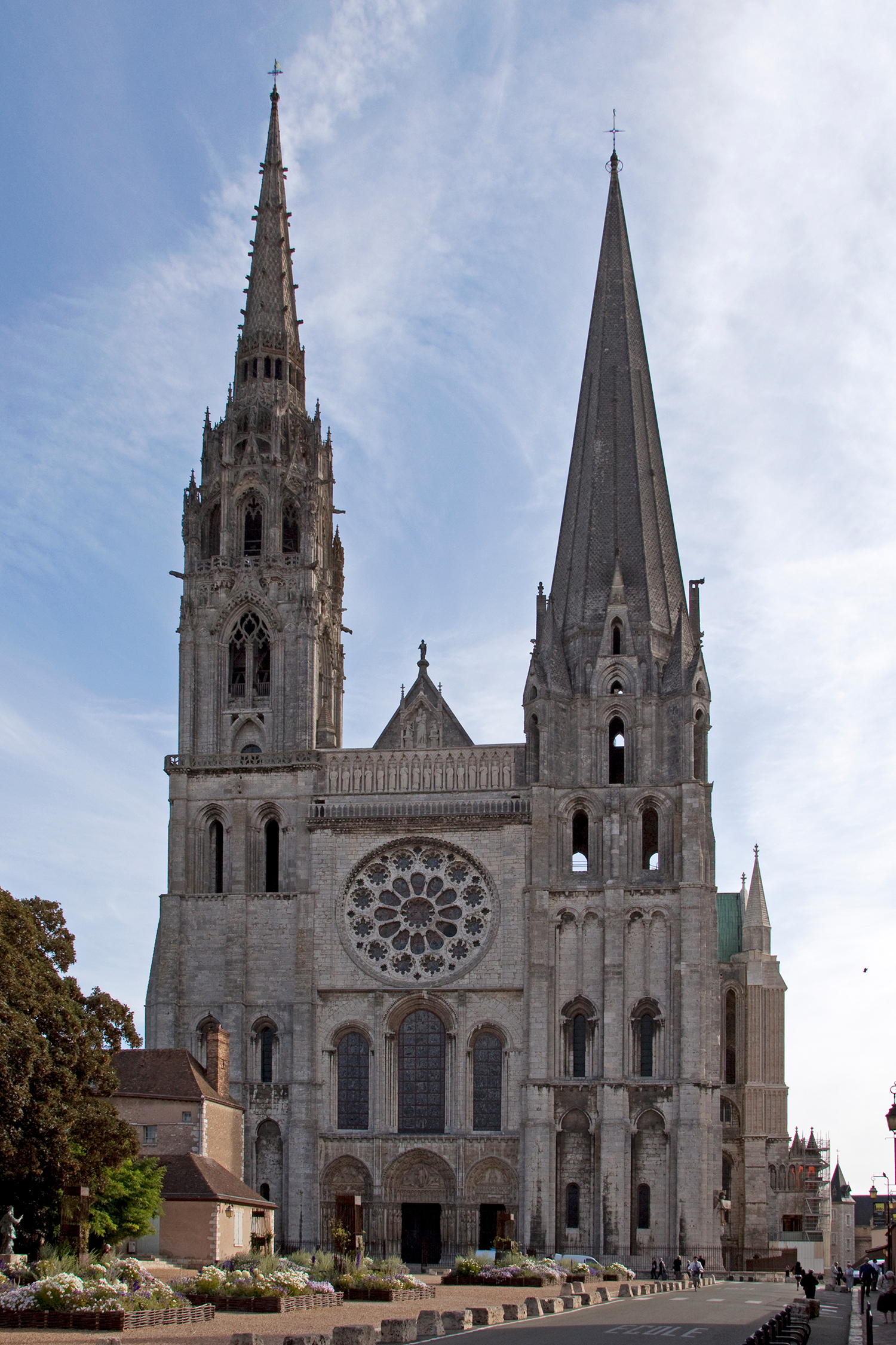 Cathedral of Notre Dame de Chartres