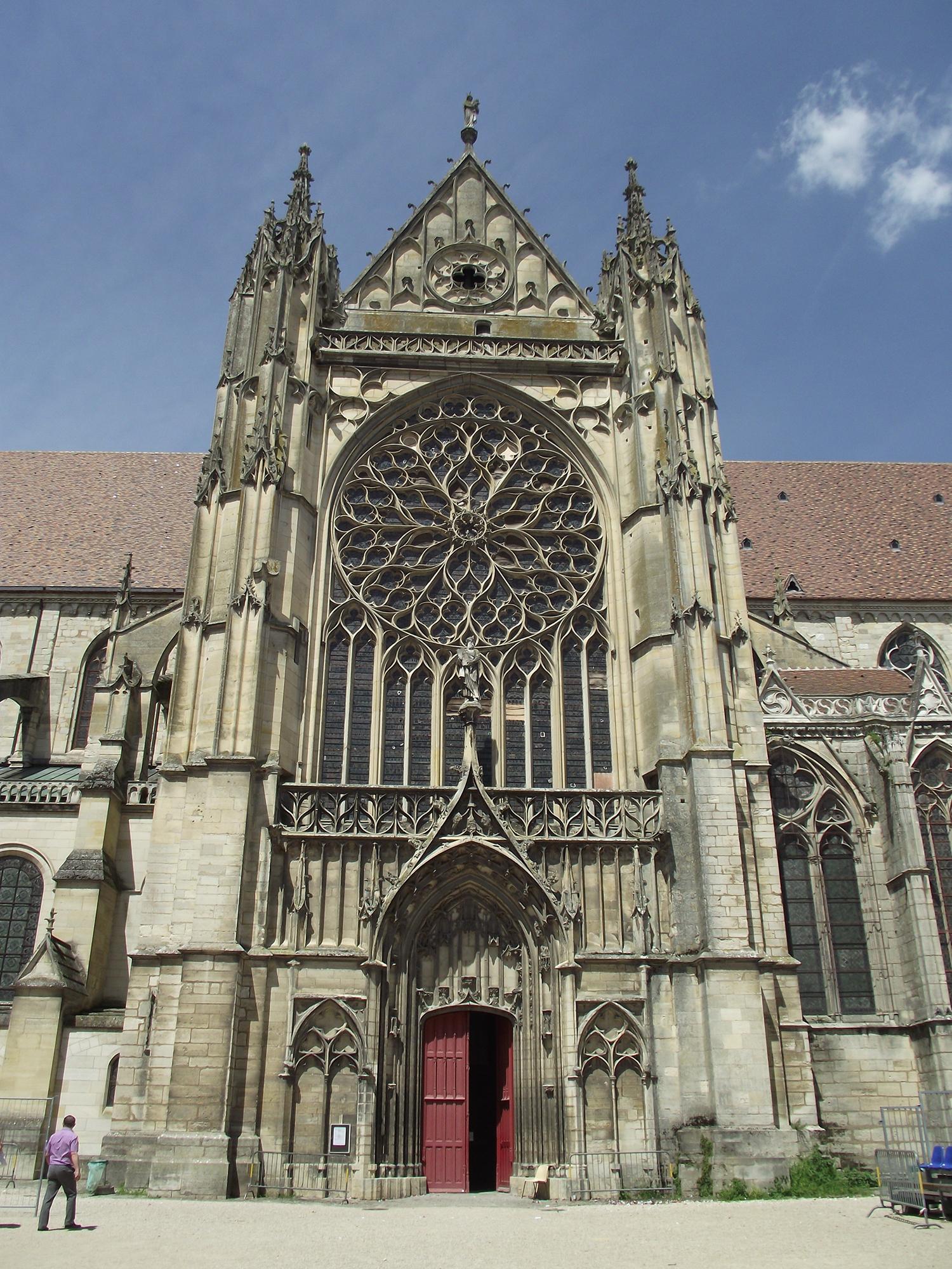 Cathedral of Saint Etienne de Sens