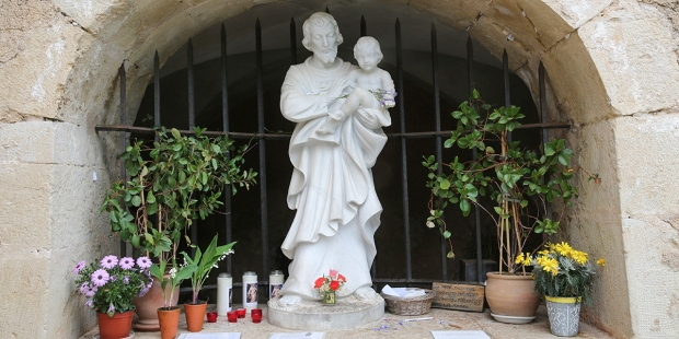 SAINT JOSEPH IN COTIGNAC