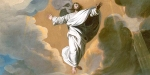 JESUS ASCENSION INTO HEAVEN