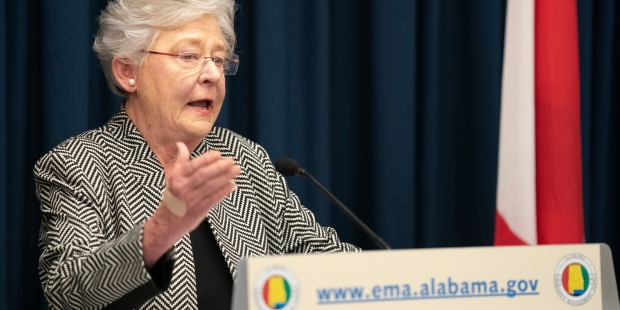 GOVERNOR KAY IVEY