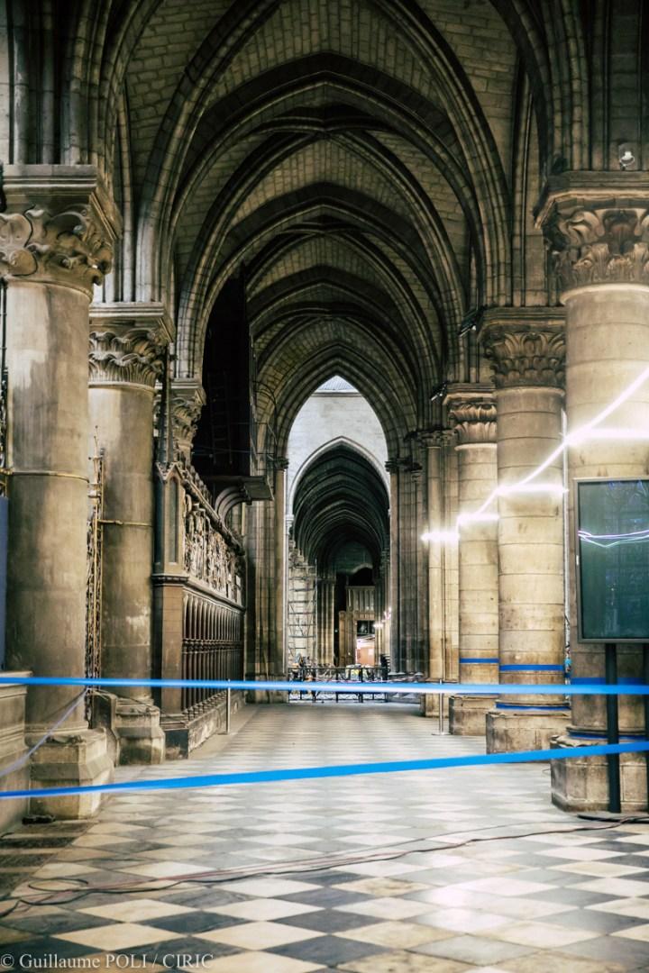 (slideshow) The first Mass at Notre-Dame de Paris