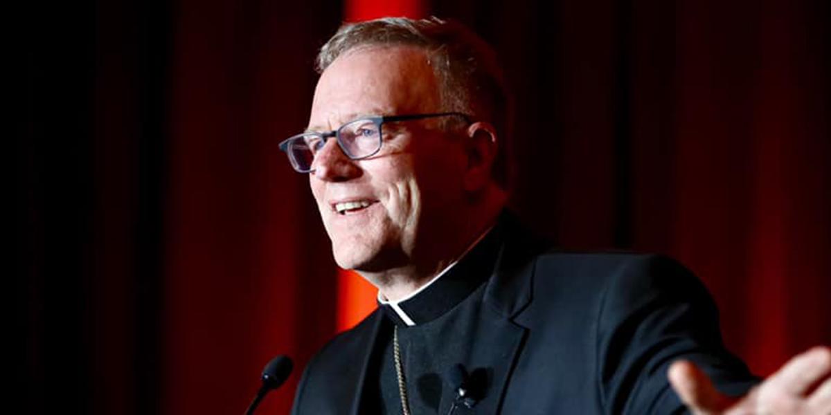 Bishop Robert Barron