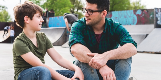 Should we discuss everything with our children?