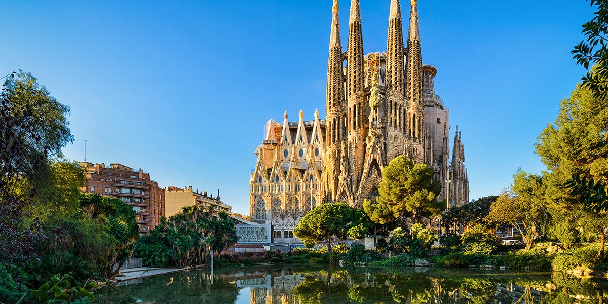 5 Amazing facts about Barcelona's Sagrada Familia church