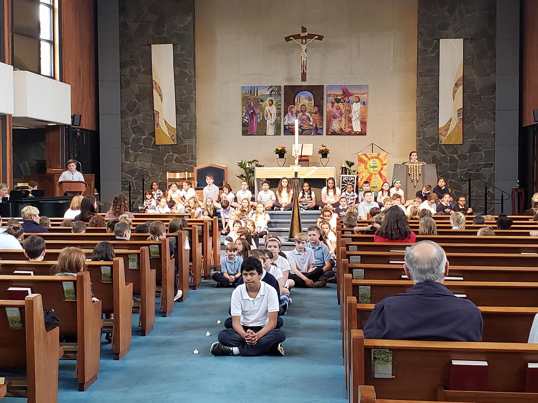 Online School Rosary