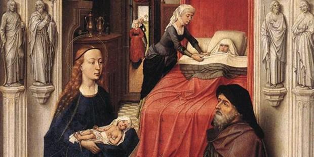 THE BIRTH OF Saint John THE BAPTIST