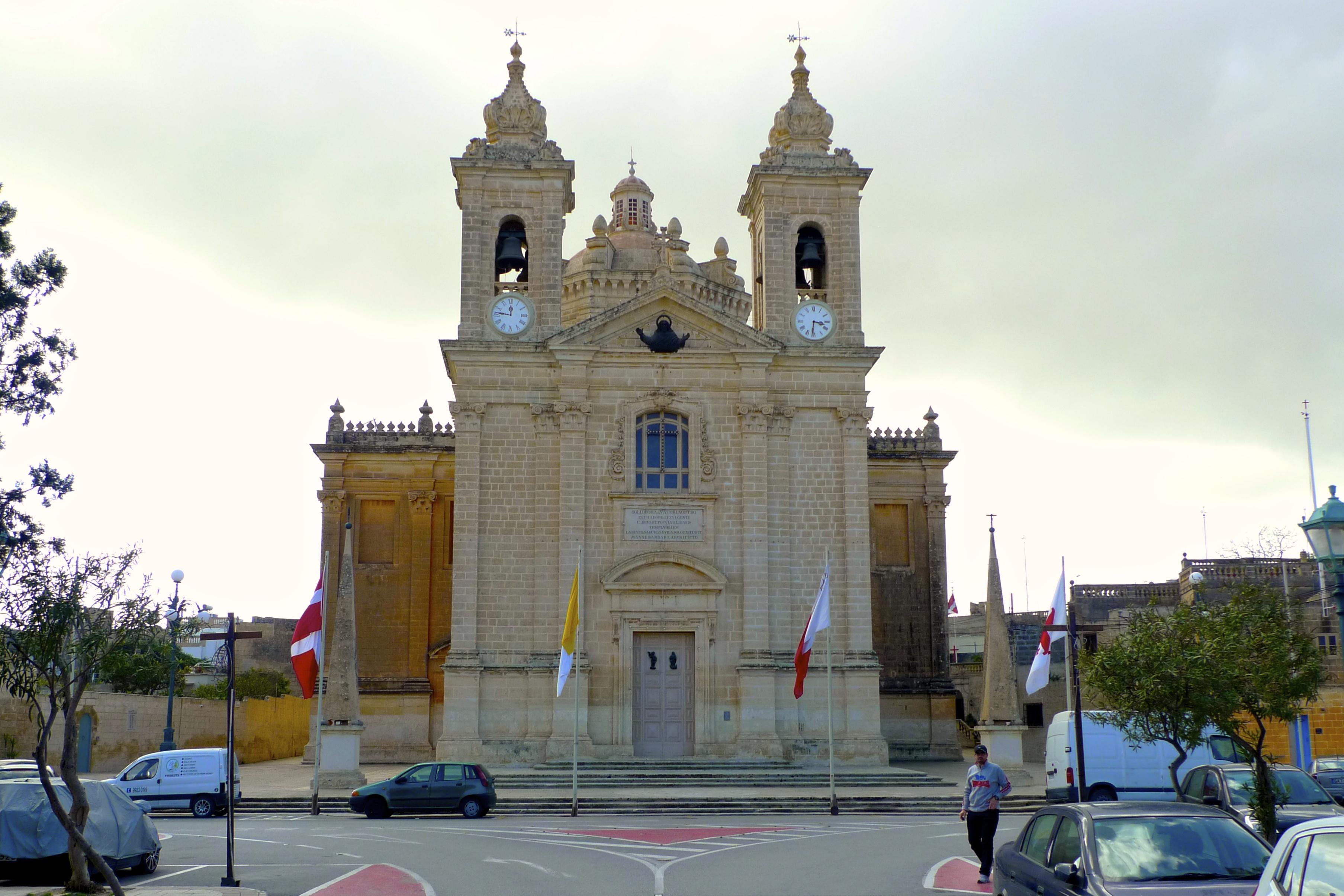 MALTA; OUR SAVIOR'S CHURCH; LIJA