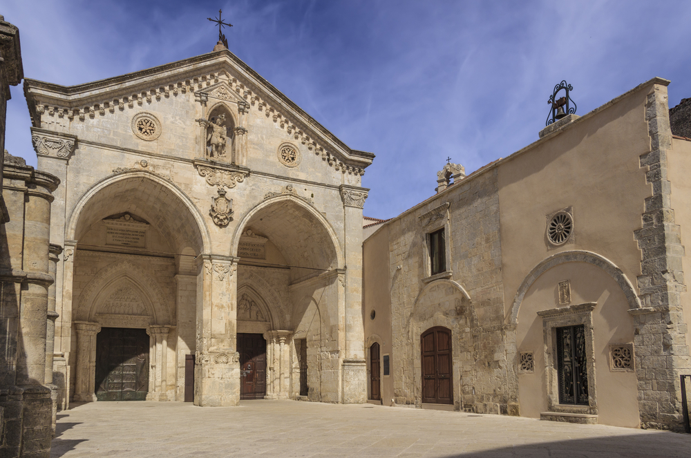 MONTE SANT'ANGELO, SAINT MICHAEL, SANCTUARY