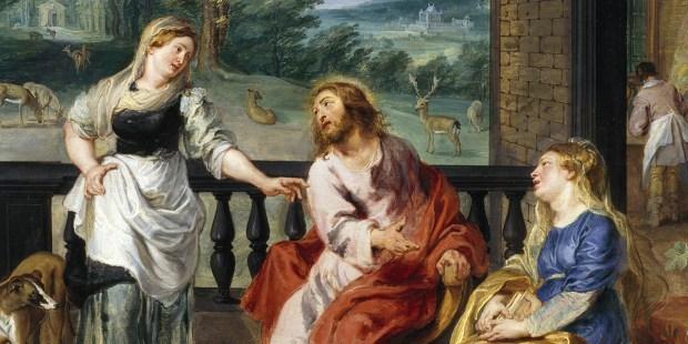 MARTHA AND MARY