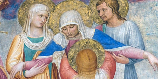MARY OF CLOPAS