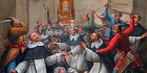 MONGOLS KILL DOMINICANS