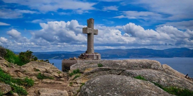 St. Francis' pilgrimage