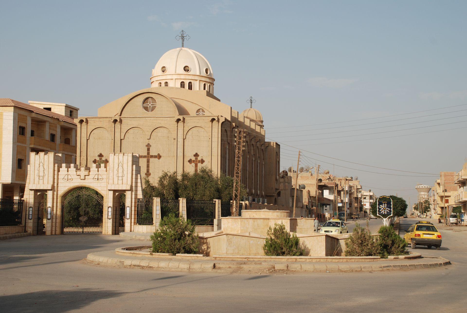 HASAKAH, SYRIA