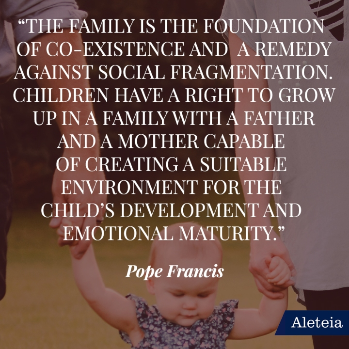 POPE FAMILY QUOTES