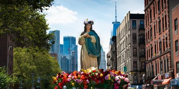 ASSUMPTION,CHINATOWN,CHINA,NEW YORK CITY