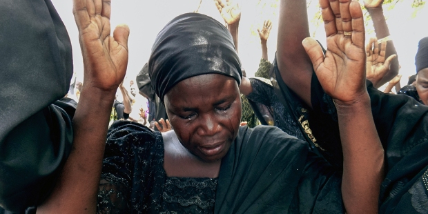 "As Boko Haram strikes on Christmas, ""No evil will take away our faith"""