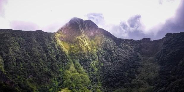 Mt Liamuiga