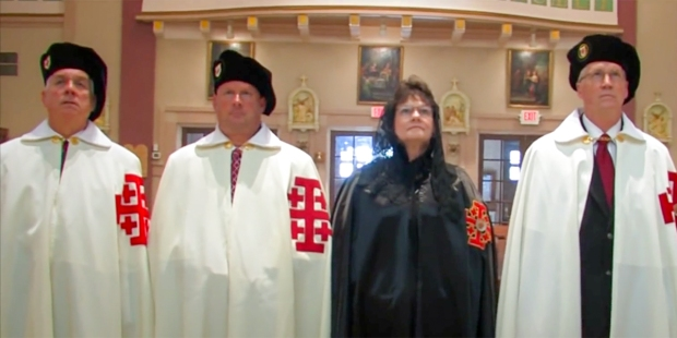 Equestrian Order of the Holy Sepulchre