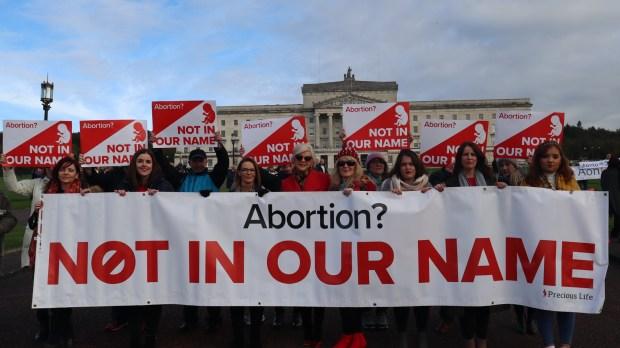 ABORTION;NORTHERN IRELAND