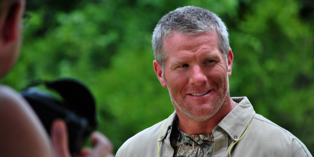Legendary quarterback Brett Favre talks about his faith and one of life's biggest tests