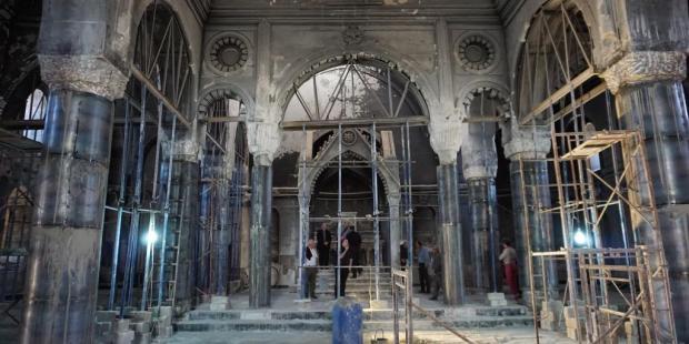 IMMACULATE CONCEPTION CHURCH;IRAQ;QARAQOSH;NINEVEH PLAINS