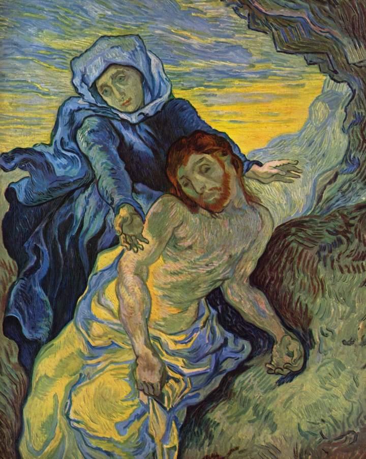 Van Gogh; PIETA
