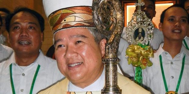 Archbishop Socrates Villegas of Lingayen-Dagupan