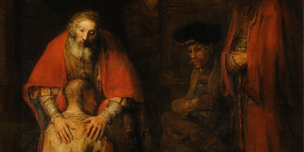 RETURN OF THE PRODIGAL SON
