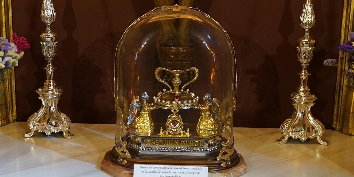chalice of valencia