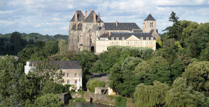 ABBEY OF SAINT PIERRE DE SOLESMES