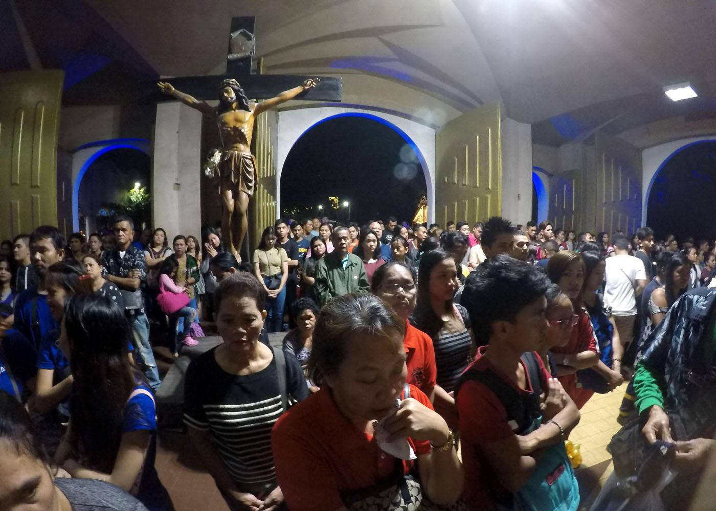 SIMBANG GABI; PHILIPPINES CHRISTMAS