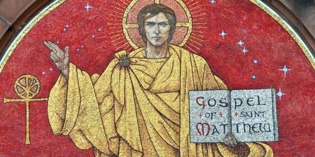 GOSPEL OF SAINT MATTHEW