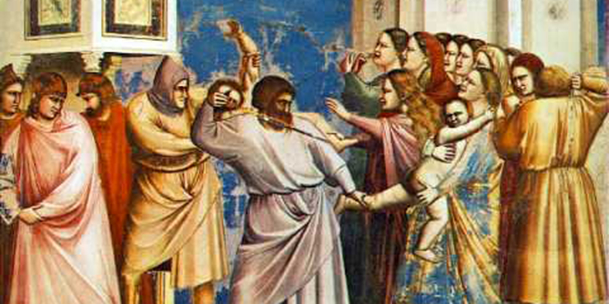 How to teach your children about today's Holy Innocents