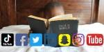 YOUNG BOY,BIBLE,SOCIAL MEDIA