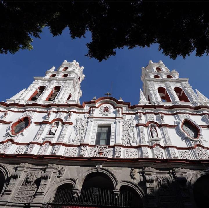 TEMPLE OF THE Holy Spirit, PUEBLA