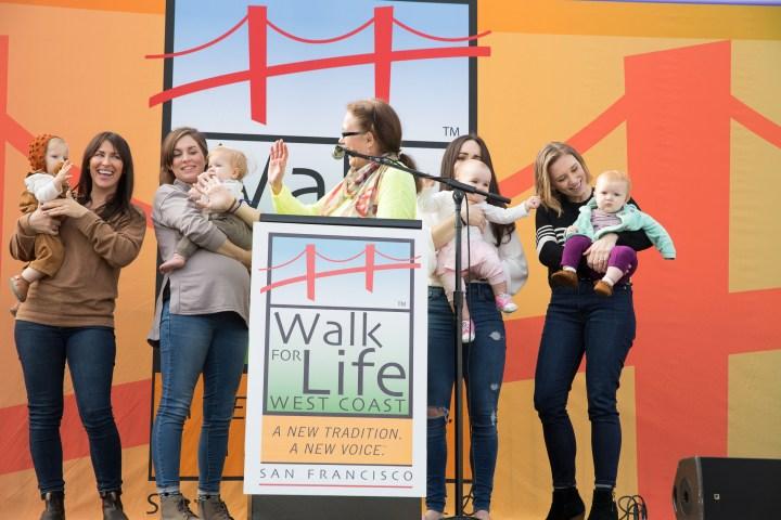 WALK FOR LIFE WEST COAST
