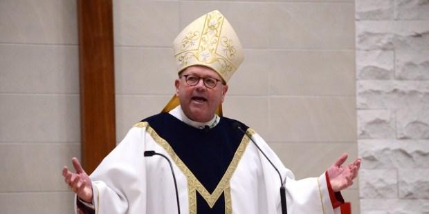 Bishop Carl Kemme